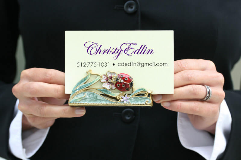 Contact Christy Edlin